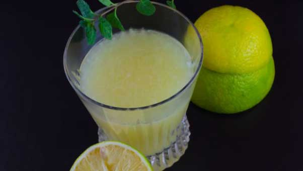 Sweet Lime Detoxifies Your Body