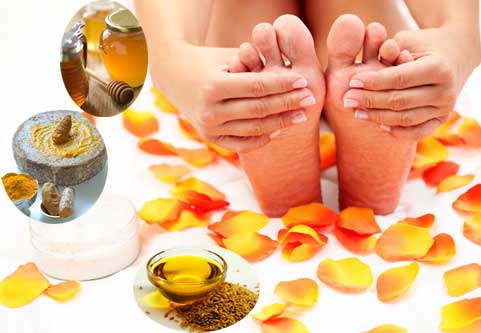 10 Home Remedies for Cracked Heels