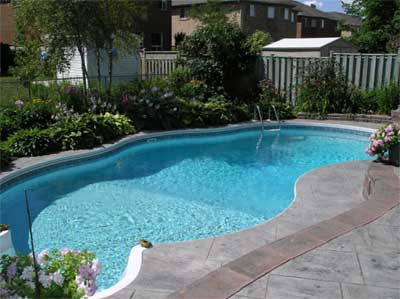Swimming pools- do not ingest swimming pool water