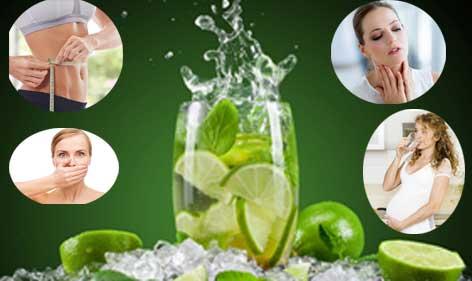 19 Health Benefits of Lemon Water