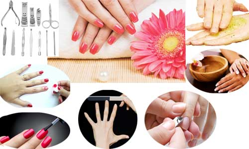 9 Step to Have a Manicure at Home