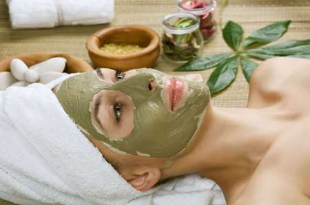 Amla has anti-oxidants which keep the skin young and fresh