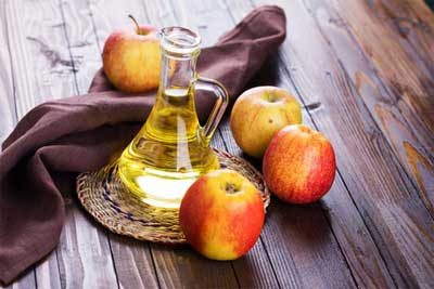 Apple Cider Vinegar to Treat Pimple Scars