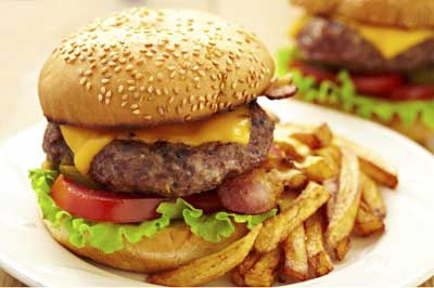 Avoid Processed, and Junk Foods
