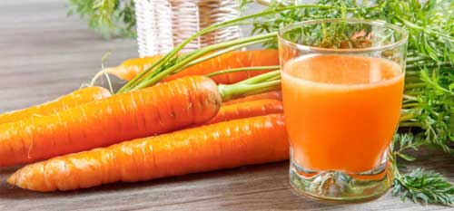 Benefits of Carrot Juice