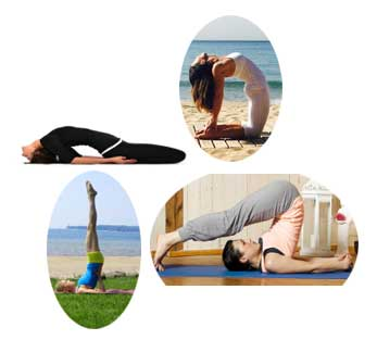Best Yoga Poses For Curing Thyroid