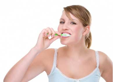 Brush Your Teeth After The Dinner