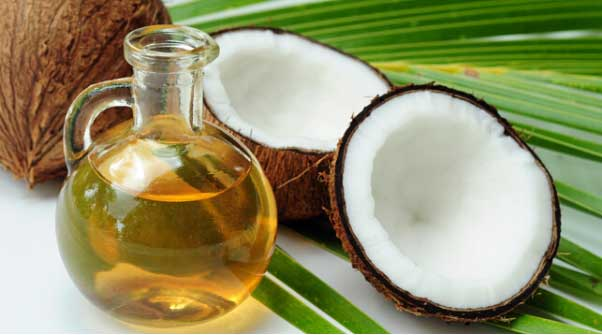Coconut oil Get Rid of Vaginal Yeast Infection