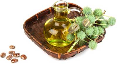 Castor oil helps in treating constipation