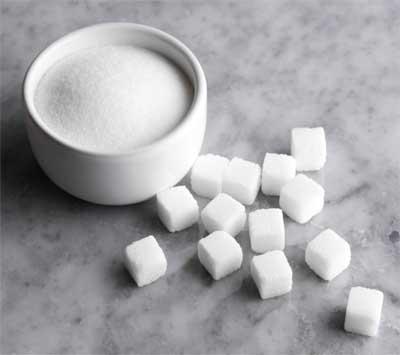 Cut down refined sugar