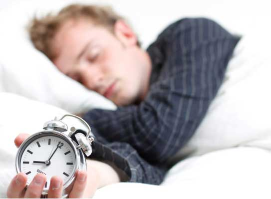 Do not sleep more than 10 hours in a day