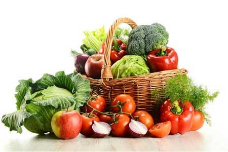 Eat Three Servings of Cups of Vegetables