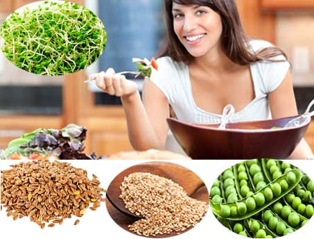 8 Fantastic Estrogen Rich Foods for Females