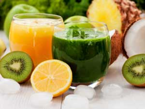 Fresh juices give amazing health to our body