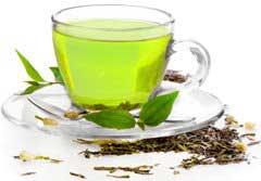 Green tea-