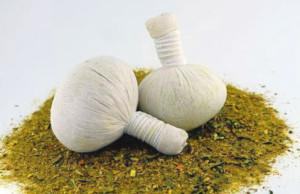 Herbal Tea Compress