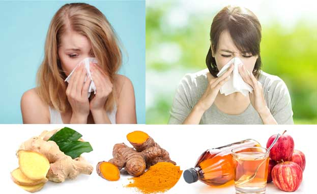 Home Remedies for a Summer Cold