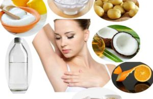 Home Remedies to Get Rid of Dark Underarms