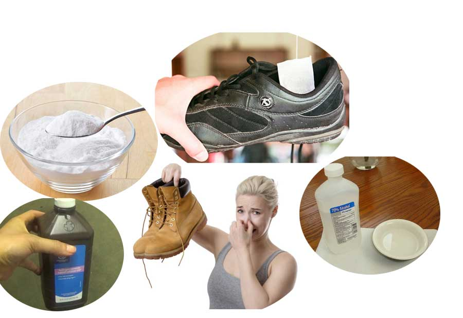 Home Remedies to Get Rid of Shoe Odor