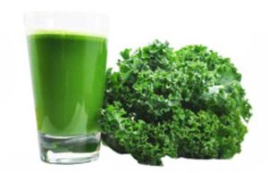 Kale has flavonoids that boosts memory power