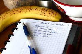 Maintain A Diary