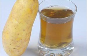 Medicinal values in potatoes