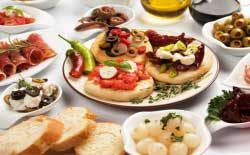 Mediterranean diet is very healthy and also rich in plant based foods