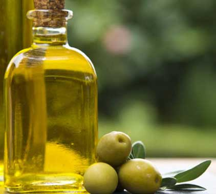 Olive Oil or Coconut Oil Massage