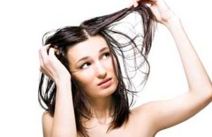 Oily scalp lead to unpleasant smell and hair loss