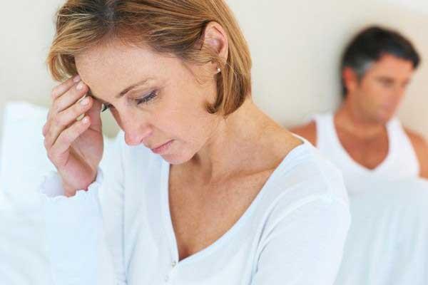 Symptoms of Postmenopausal Atrophy