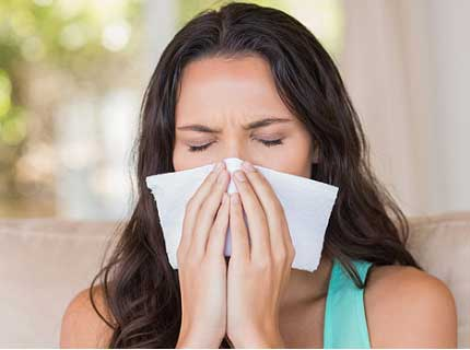 Preventive measures to prevent epistaxis