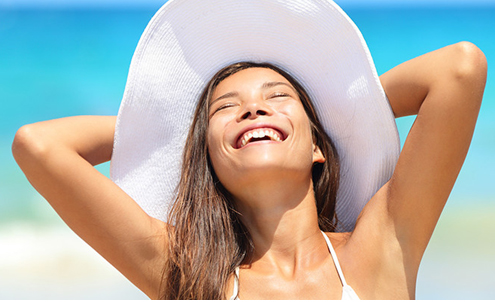 Remedies for Sun Tanned Skin