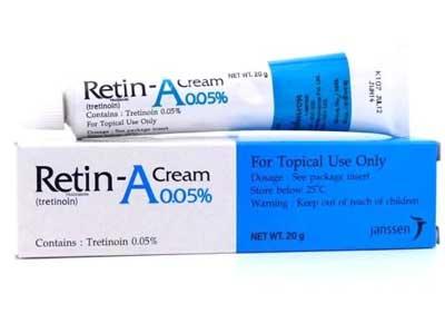 Retinoid cream