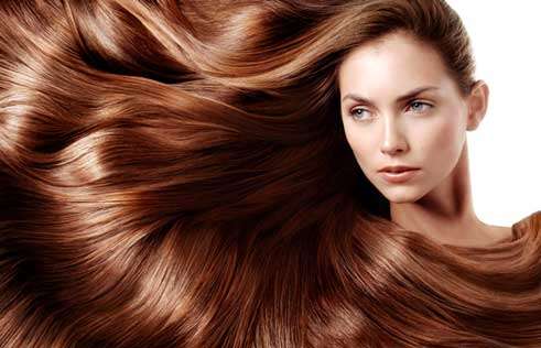 Soft, Shiny and Voluminous Hair by Chocolate