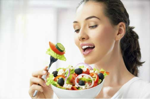 Stay Fit With Healthy Eating