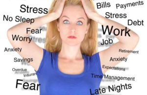 Stress- The biggest cause of most of the health problems