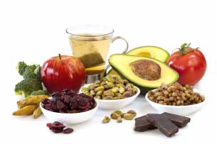 Superfoods are helpful in keeping the body healthy