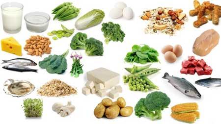 Take Calcium Rich Food