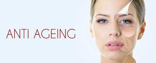 Turmeric has Anti-Aging properties