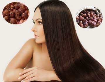healthy hair benefits of soap nuts