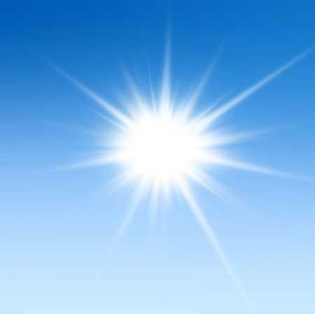 Causes Sunburn