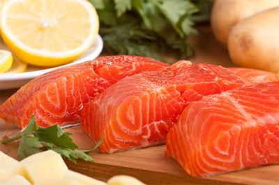 Add oily fish to your diet plan