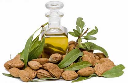 Almond Oil Olive Oil Solution