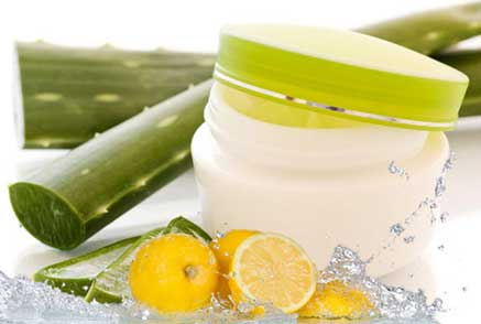 Aloe Vera and Lemon