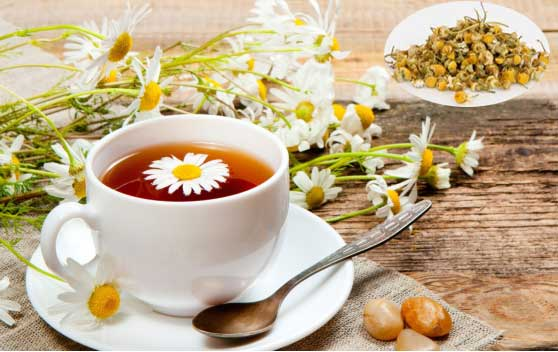 Amazing Health and Beauty Benefits of Chamomile Tea