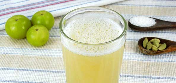 Amla Juice Reduces the Constipation and Piles