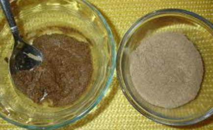 Amla Powder and Honey