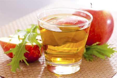 Apple cider vinegar to Treat Hyperhidrosis