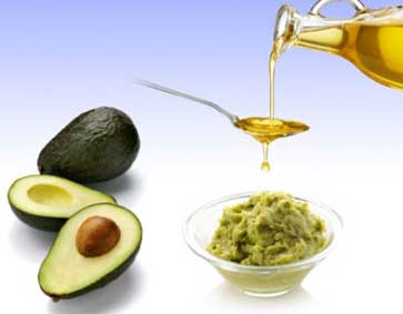Avocado and Olive oil Face Pack