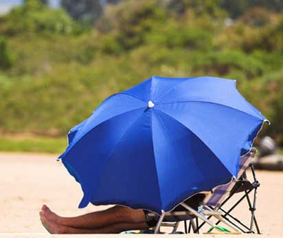 Avoid an Excessive amount of Direct Sun Exposure